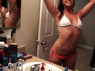 bikini muschi haare